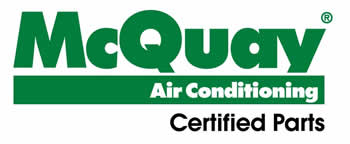 McQuay Parts logo, McQuay Certified Parts